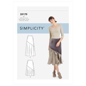 Bilde av Simplicity S9179 Skjørt