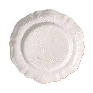 Bilde av Sthål - rundt serveringsfat, White