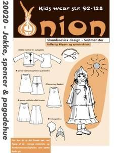 Bilde av Onion 20020 Jakke og spencer