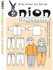 Bilde av Onion 10021 cardigan og bukse