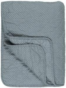 Bilde av Quilt - Blå med små prikker