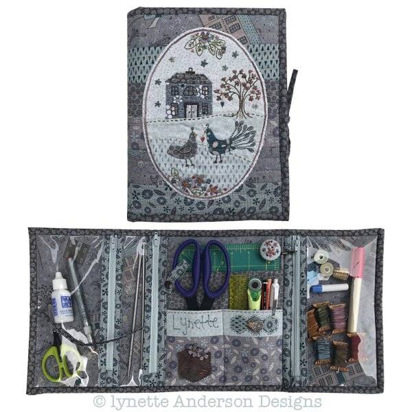 Lynette Anderson The ultimate travel sewing companion