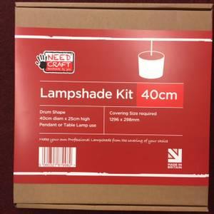 Bilde av Lampeskjerm materialpakke 40 cm