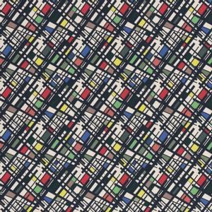 Bilde av French Terry - Grafisk mønster