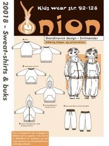 Bilde av Onion 20018 Hettegenser/jakke og bukse