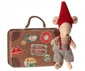 Bilde av Maileg - Julemus i koffert