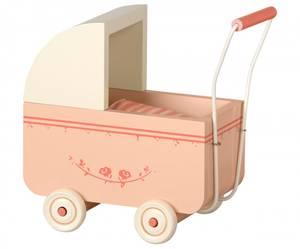 Bilde av Maileg - Micro dukkevogn, rosa