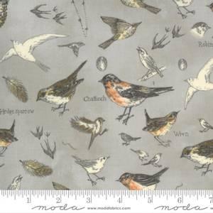 Bilde av Moda Botanicals - småfugler